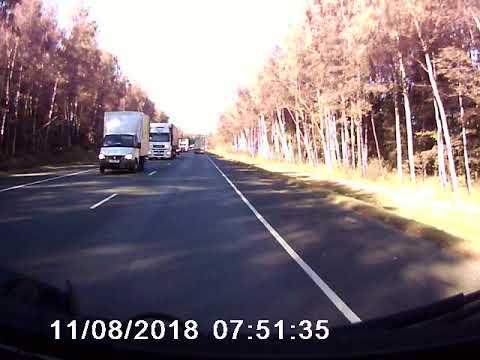 Фуровод крушит машины перед собой, бедную Приору выкинул под встречный грузовик, водитель погиб