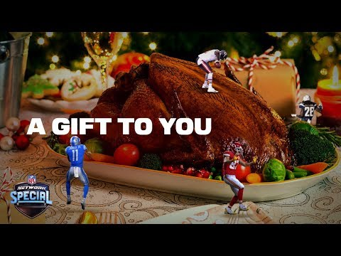Video: Our Gift To You: Two Servings of NFL Football