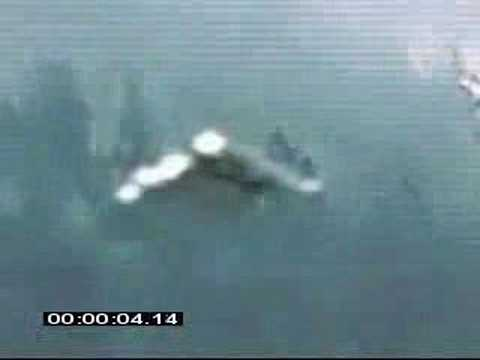 incredibile filmato di ufo datato 2002