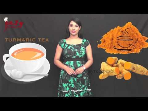 Health Benefits Of Turmeric Tea – Easy Recipes – Health Tips – Turmeric – Beauty Care