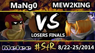 This is still one of the best and craziest endings I have ever seen to a game. Mango vs M2K