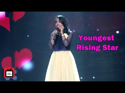 Meet the youngest Rising Star Ankita |