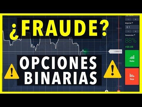 Cuidado con las Opciones Binarias y el Fraude que las rodea