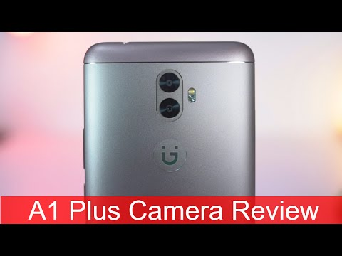 Gionee A1 Plus Camera Review