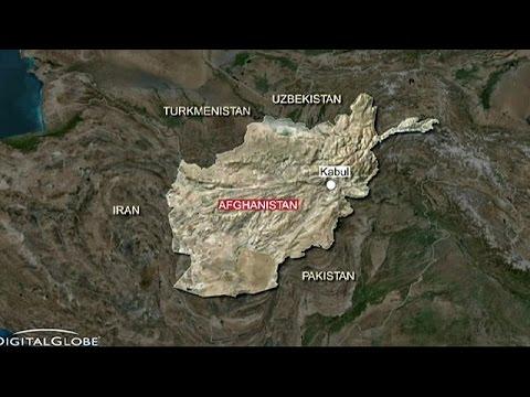 Αφγανιστάν: Οκτώ νεκροί από αμερικανική αεροπορική επιδρομή