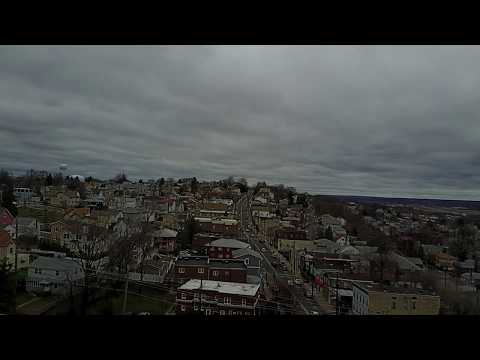 Drone Panorama in East Rutherford NJ 2