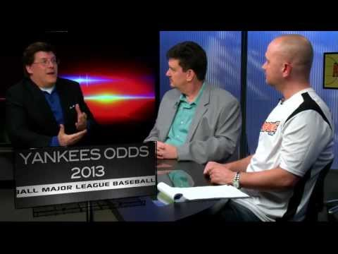 New York Yankees 2013 Betting Odds