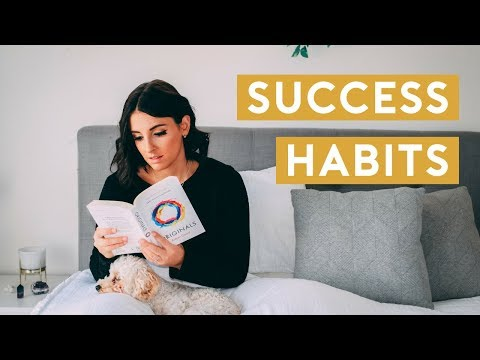 Three Habits of Successful Entrepreneurs That I have Tried