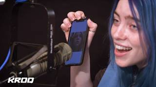 Video Billie Eilish Talks About Her Relationship with Fans and Her Past Love of Justin Bieber MP3, 3GP, MP4, WEBM, AVI, FLV November 2018