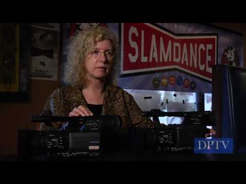 hmc 150 - Jan Crittenden-Livingston compares the features and functions of Panasonics HMC-150 and the HPX-170 with Cliff Charles of DPTV. Learn more about cinematograp...