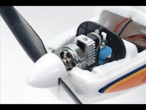 Смотреть видео FLIGHTBOX BLITZ 3D + SCOUT на шасси BLITZ3DSC