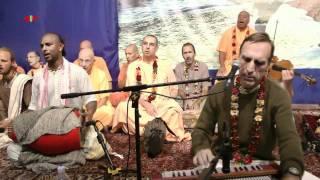 HG Bada Haridas Prabhu - Evening kirtan