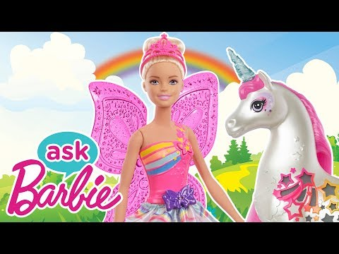 Ask Barbie About Dreamtopia! | @Barbie