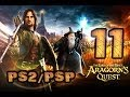 The Lord Of The Rings: Aragorn s Quest ps2 Psp Walkthro