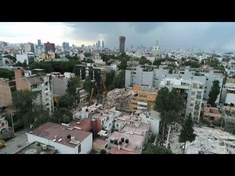 Un nuevo sismo sacude el centro y sur de México y genera alarma