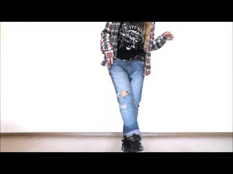 Хип Хоп: базовые шаги. Обучающее онлайн видео.