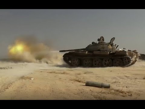 """Storming Of Deir Ez-Zor"" 