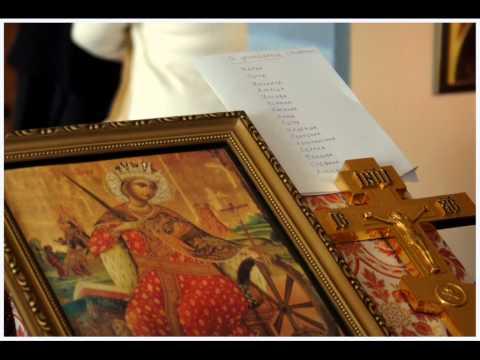 Tropar i kondak św. Katarzyny