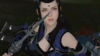 Видео к игре Moonlight Blade из публикации: Five Venoms доступен на тестовых серверах Moonlight Blade