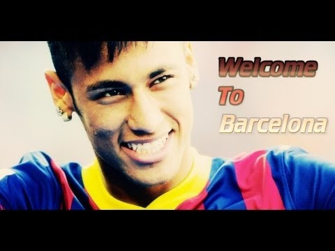 Neymar ● Welcome To FC Barcelona  ● Best Goals & Skills