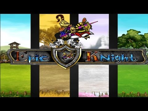 Epic Knight – iPhone/iPod Touch/iPad – HD Gameplay Trailer