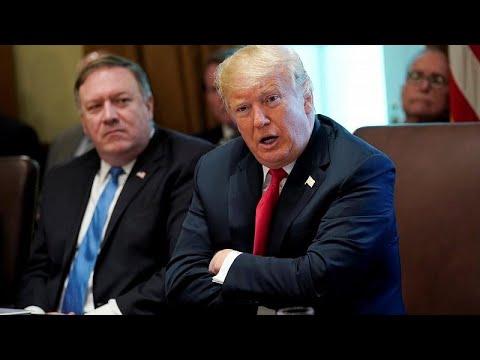 USA: Außenminister Pompeo reist nicht nach Nordkorea