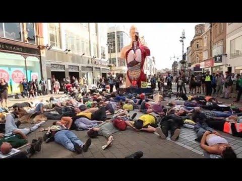 Διαδηλώσεις κατά της κλιματικής αλλαγής