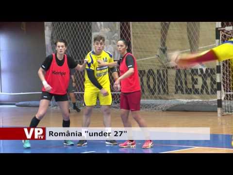 """România """"under 27"""""""