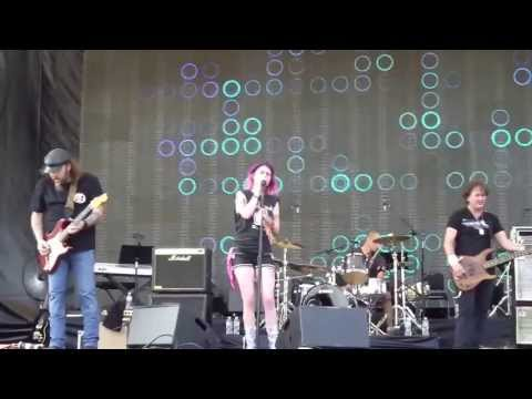 Siobhan & Doubtful Guest perform Only God Knows Why by Kid Rock @ OTB Festival Boston, MA 7/19/13