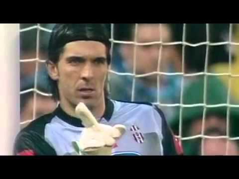 le 10 parate più belle di gianluigi buffon!