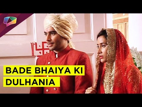 Abhishek and Meera finally get married in Bade Bha
