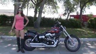 6. 2011 Harley Davidson FXDWG Dyna Wide Glide
