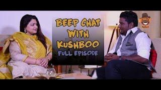 Video Beep Chat With Khushbu Sundar  | RJ Vignesh | Smile Settai MP3, 3GP, MP4, WEBM, AVI, FLV April 2018
