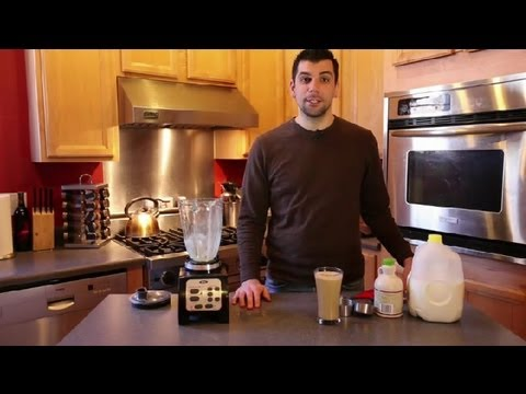 How to Make a Homemade Coffee Slushie : Tea Recipes & More