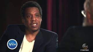 Jay-Z Discusses Cheating On Beyoncé   The View