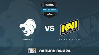 North vs. Natus Vincere - ESL Pro League S5 - de_mirage [Enkanis, yxo]