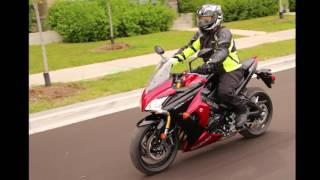 10. Riding the Suzuki GSX-S1000F ABS