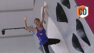Shauna Coxsey Takes Bouldering World Cup With One Round To Go | Climbing Daily Ep. 725 by EpicTV Climbing Daily