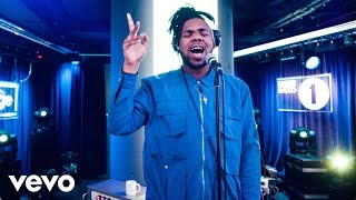 MNEK - Tears (Clean Bandit cover) in the Live Lounge