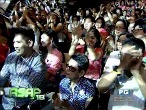 Asap - MANILA, Philippines -- An unfazed Marjorie Barretto made a live appearance on the concert variety program