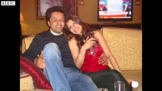 Dewani Text Messages suggests difficulties in relationship