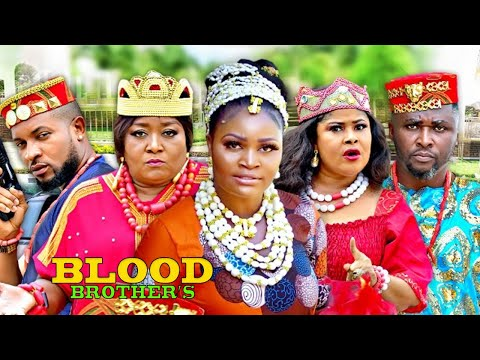 BLOOD BROTHER'S SEASON 1&2 - NEW MOVIE|2020 LATEST NIGERIAN NOLLYWOOD MOVIE
