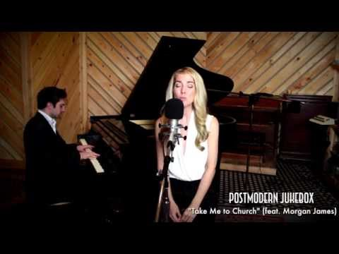 Take Me To Church – Piano / Vocal Hozier Cover ft. Morgan James