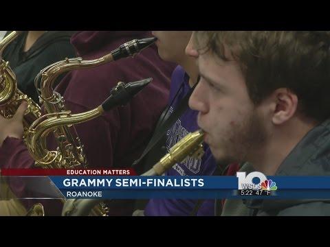 Roanoke high school semi-finalist in Grammy Foundation competition