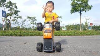 Xe điều khiển DHK 8382 Maximus 1/8 80KM/H, 2 cầu 4WD, Motor Brushless- Các bạn có thể mua tại đây : https://goo.gl/Acv5Bx- Đo tốc độ SKYRC GPS : https://goo.gl/CufYrB----------------------------------------------------------Track: Jim Yosef & Anna Yvette - Courage [NCS Release]Music provided by NoCopyrightSounds.Free Download / Stream: http://ncs.io/CourageYO