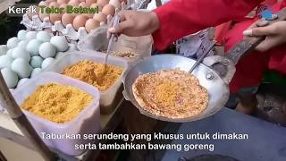 Video Rahasia cara membuat kerak telor Khas Betawi yang enak MP3, 3GP, MP4, WEBM, AVI, FLV April 2019