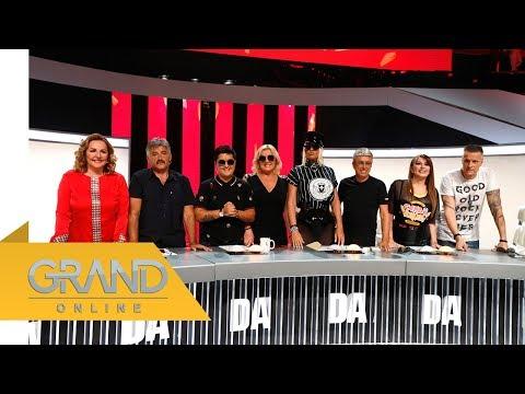Utisci žirija o novoj sezoni – Zvezde Granda 2018 – 2019