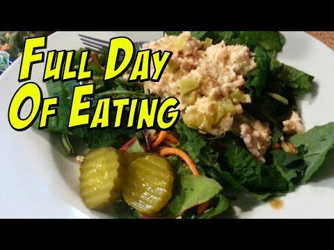 Bikini Prep – Full Day Of Eating
