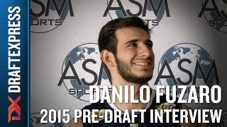 Danilo Fuzaro 2015 ASM Pro Day Interview - DraftExpress