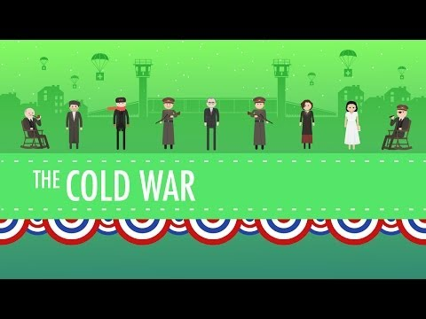 The Cold War: Crash Course US History #37
